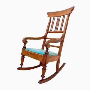 Victorian Scottish Rocking Chair