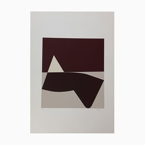 Arturo Bonfanti, Sérigraphie, 1971