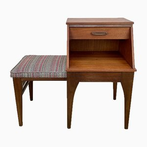 Mid-Century Telephone Seat from Chippy Heath