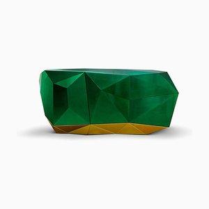 Diamond Emerald Sideboard from Covet Paris