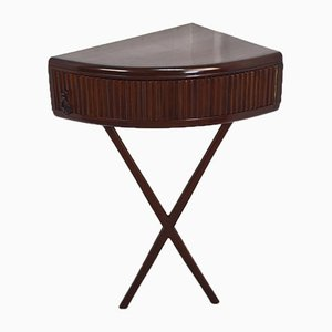 Italienisches Eckregal oder Tisch, 1950er