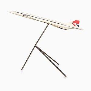 Großes Concorde Modell von Space Models, England, 1990er