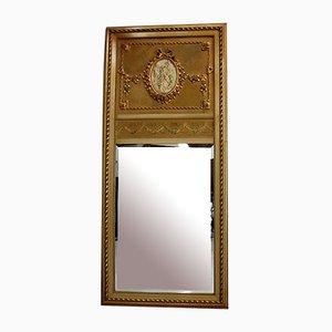 Louis XVI Style Pier Mirror, 1900s