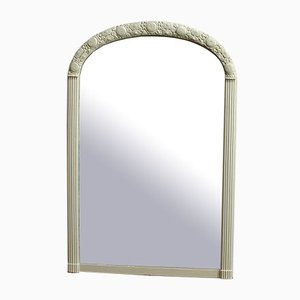 Art Nouveau Fireplace Mirror, Early 20th Century