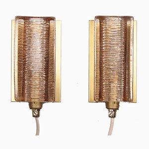 Atlanta Wall Lamps from Vitrika, Denmark, Set of 2