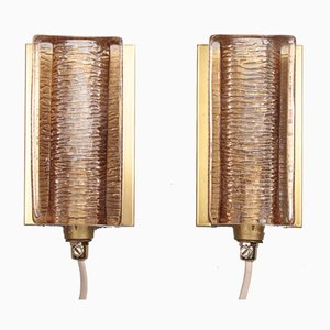 Atlanta Wandlampen von Vitrika, Dänemark, 2er Set