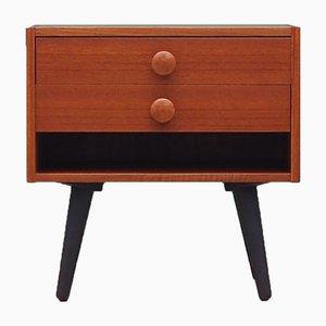 Danish Teak Chest of Drawers, 1970s
