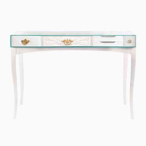 Soho White Console Table from Covet Paris