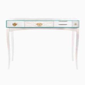 Table Console Soho Blanche de Covet Paris
