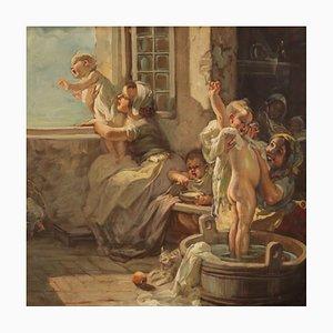 Pittura, Italia, inizio XX secolo