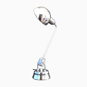 Lampe de Bureau Art Déco par Charlotte Perriand pour Jumo, 1940s