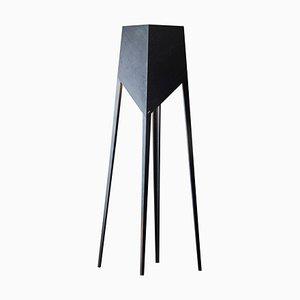 Black Oak Luise Mum Floor Lamp by Mattias Scherzinger