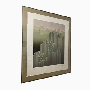 Bach: Chacome Limited Edition Print by Artist Richard Davies