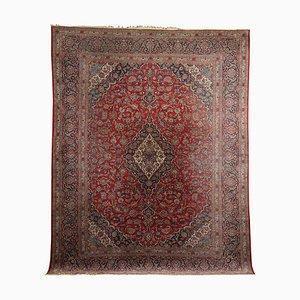Teppich aus Baumwolle & Wolle