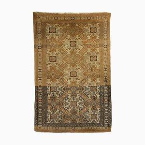 Tappeto in lana e cotone