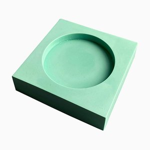 Green Bowl Mould Project by Theodora Alfredsdottir