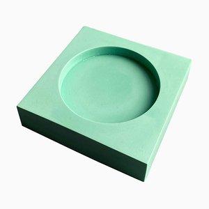 Green Bowl Mould Project par Theodora Alfredsdottir