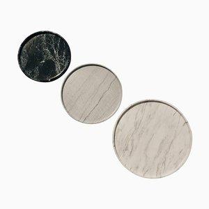 Dione Electra Arsinoi Plates by Faye Tsakalides, Set of 3