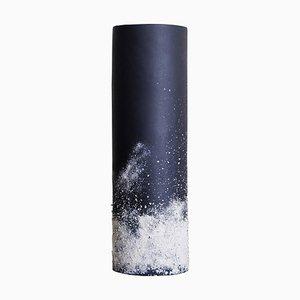 Große Sand Vase von Biancodichina