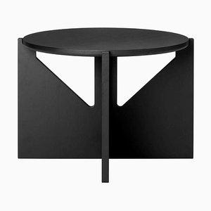 Schwarzer Tisch von Kristina Dam Studio
