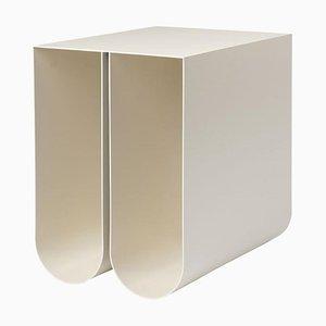 Table d'Appoint Beige par Kristina Dam Studio