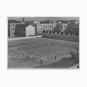 Unknown, Sport während des Faschismus in Italien, Vintage Schwarzweißfoto, 1934