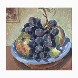 Percival Pernet, Coupe de Fruits, 1950