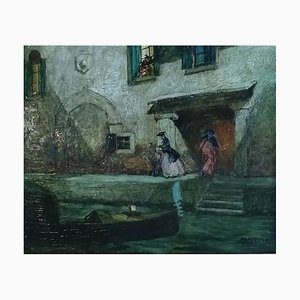 Rodolfo Paoletti, Mystérieuse Venedig, 1926