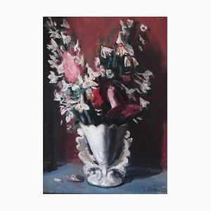 Georges Darel, Fleurs N°2, 1941