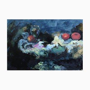 Adolfo Carducci, Nature Morte Aux Fruits, 1976