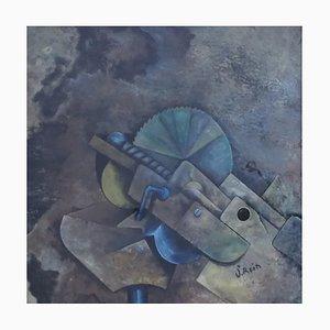 John Reitz, Composition aux Outils, 1946