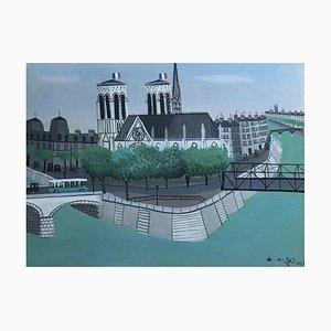 Armand Marie Guérin, Cathédrale Notre-Dame, Paris, 1955