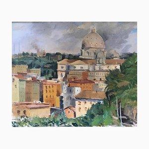 Luigi Surdi, La Basilique Saint-Pierre, Rom, 1942