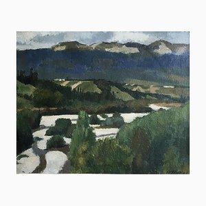 Edouard Arthur, Paysage, 1946