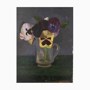 Albert Chavaz, Bouquet de pensées, 1964