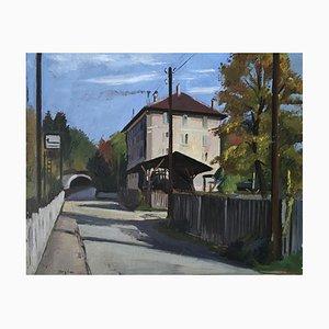 Henry Meylan, A côté du chemin de fer, 1967