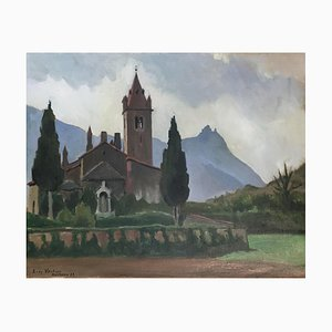 Benjamin II Vautier, Eglise de Saint Pietro, Avigliana, 1926