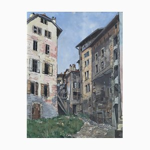 René Samuel Beguin, Dorf von Montagne, 1930