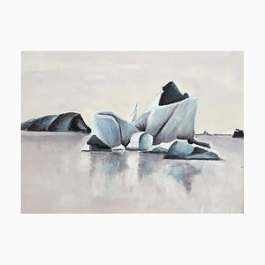 Loric Mull, Fleur de glace, 1982