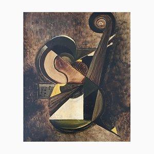 Angela Grob, Das Cello, 1948