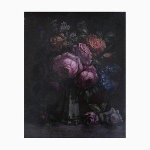 Joseph Ferrero, Bouquet de Fleurs, 1945