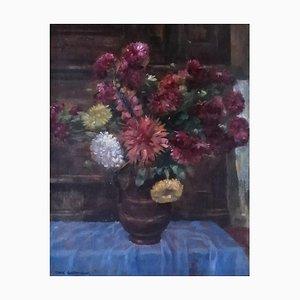 Hans Gartmeier, Bouquet de Fleurs, 1962