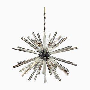 Italian Murano Glass Sputnik Chandelier, 2000s