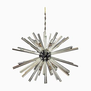 Italienischer Murano Glas Sputnik Kronleuchter, 2000er