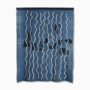 Pacific Zigzag Tapestry by Sam Bazeley