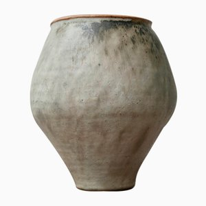 Vase Mid-Century en Céramique, Angleterre