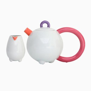 Tea or Coffee Pot by Matteo Thun for Arzberg, Set of 2