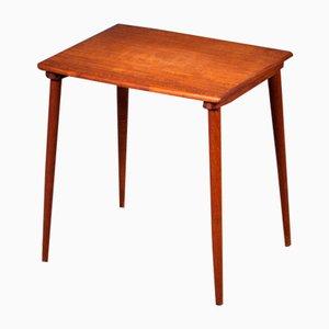 Side Table or Coffee Table in Teak, Denmark, 1960s