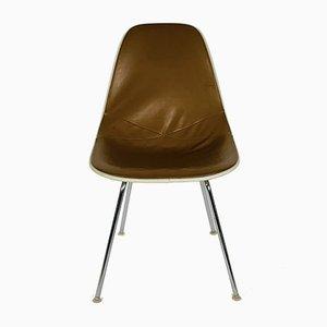 Chaise DSX Vintage en Fibre de Verre par Charles & Ray Eames pour Herman Miller