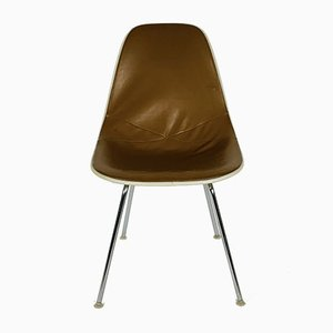 Vintage DSX Chair in Fiberglass by Charles & Ray Eames for Herman Miller